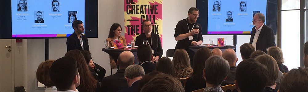 Be Creative – Call the Bank: what to take away from this first seminar